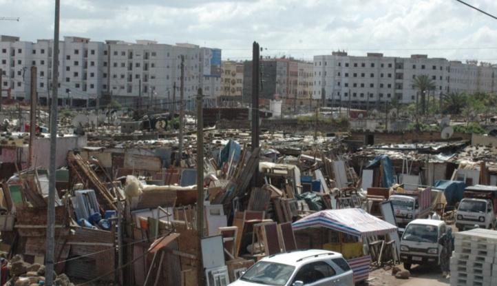 Villes sans bidonvilles : CHIMERIQUE