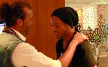 Jubilé «show» pour Mustapha Hadji