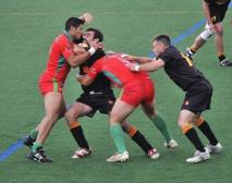 Participation du VII marocain au tournoi africain de rugby