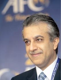 Cheikh Salman, sixième prétendant à la présidence de la Fifa