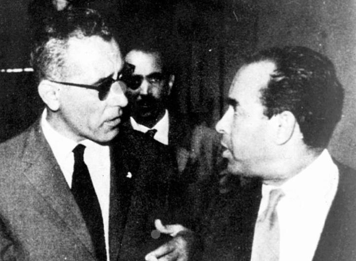 Mehdi Ben Barka : Un militant au long cours