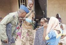 L'armée délivre plus de 300 femmes et enfants captifs de Boko Haram