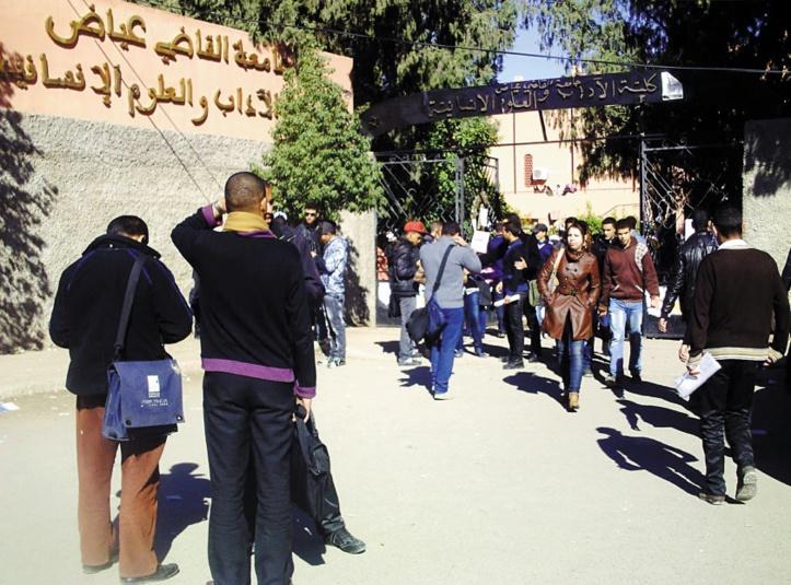 Plus 69 000 étudiants inscrits dans les établissements relevant de l'Université Cadi Ayyad