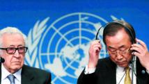 L'émissaire des Nations unies pour la Syrie est arrivé à Damas