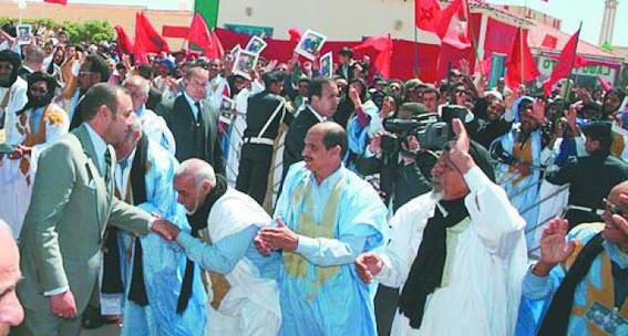 Le Polisario décontenancé par la visite Royale dans les provinces sahariennes