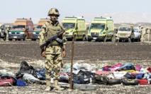 Des corps des victimes du crash en Egypte rapatriés en Russie