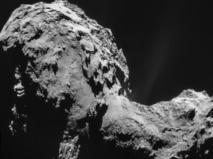 """De l'oxygène dans l'atmosphère de la comète """"Tchouri"""""""
