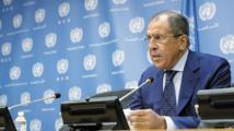 La Syrie au centre d'une rencontre entre Lavrov et l'émissaire onusien