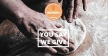 """""""You Say, We Give"""" : Hellofood fait dans le social"""