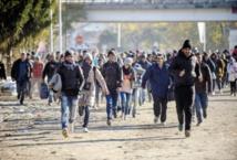"""800.000 """"entrées illégales"""" dans l'UE depuis le début de l'année"""