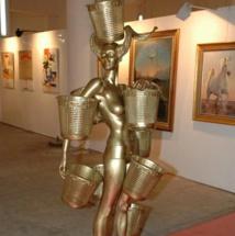 4ème édition du Salon national d'art contemporain à Casablanca