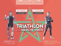 Le triathlon de la Marche Verte