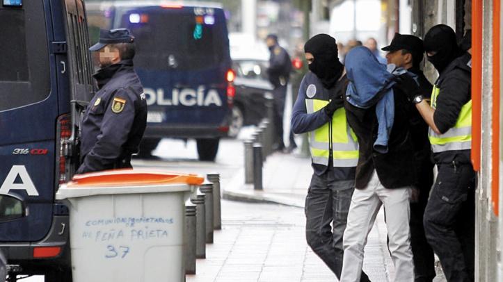 Deux rabatteurs de Daech d'origine marocaine appréhendés en Espagne