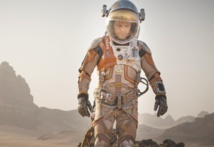 """""""The Martian"""" imbattable au box-office nord-américain"""