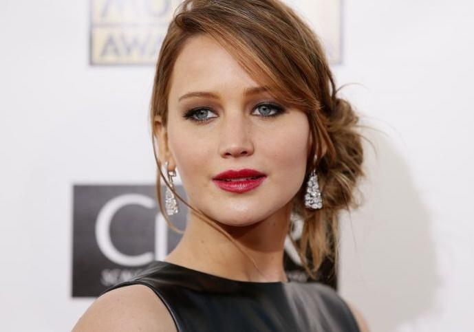 """Jennifer Lawrence fait ses adieux à """"Hunger Games"""""""