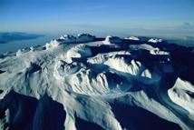 La plus forte accumulation de neige à l'Antarctique
