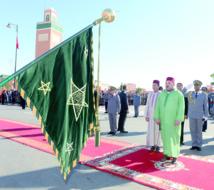 S.M le Roi dans le discours de la Marche Verte : L'Initiative d'autonomie est le maximum que le Maroc peut offrir