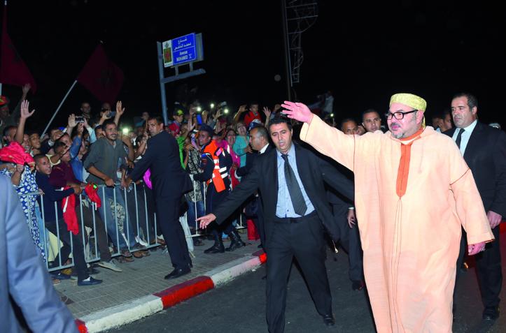 A Laâyoune, la rupture dans la prise en charge  des affaires sahariennes a déjà commencé