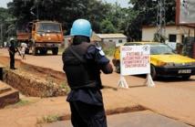 Un Casque bleu tué en Centrafrique