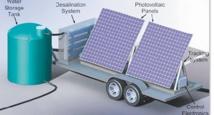 Une station de dessalement de l'eau, mobile et modulaire à Benguerir