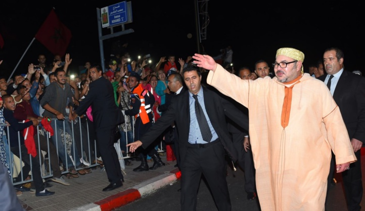 Des centaines de milliers d'internautes marocains et africains souhaitent un prompt rétablissement au Roi