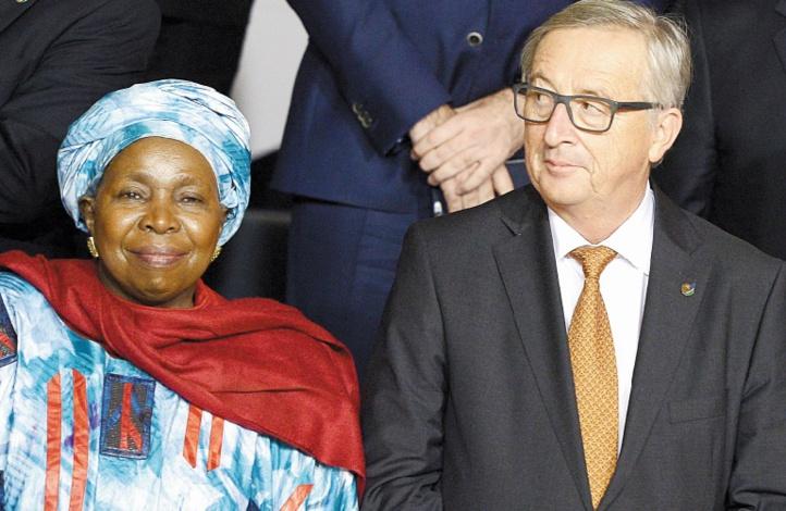L'UE débloque un fonds de 1,8 milliard d'euros pour l'Afrique
