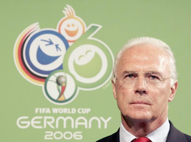 Beckenbauer refuse de s'exprimer en public sur le scandale du Mondial 2006