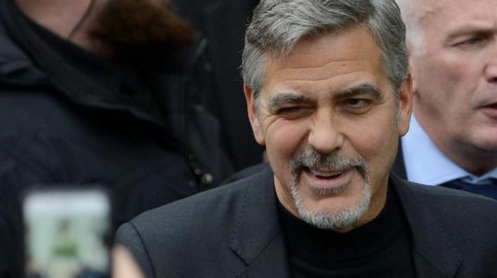 George Clooney en Ecosse