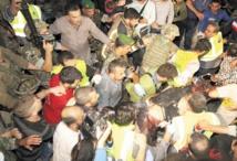 Deuil au Liban après un attentat de l'EI dans un fief du Hezbollah