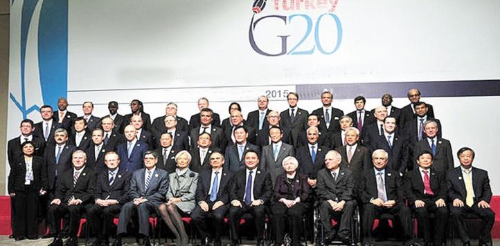 Guerre en Syrie et crise migratoire s'invitent au sommet du G20