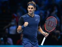 Djokovic et Federer déroulent