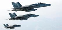 La France intensifie ses bombardements contre des objectifs de l'EI