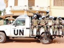 L'ONU va envoyer 300 Casques bleus sénégalais en Centrafrique