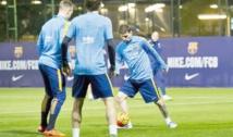 Messi de retour, Rakitic toujours indisponible