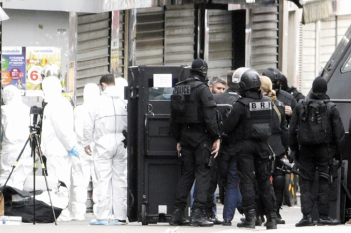 Paris : Assaut déterminant à Saint-Denis