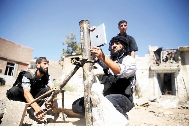 Impossible d'éliminer l'EI sans règlement du conflit syrien