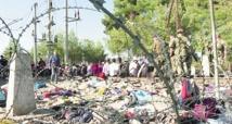 4.000 migrants autorisés à traverser la frontière greco-macédonienne