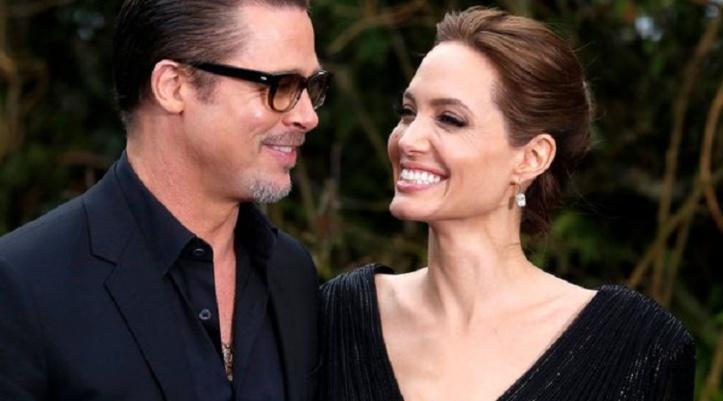 Brad Pitt et Angelina Jolie Toujours aussi amoureux en une de Vanity Fair