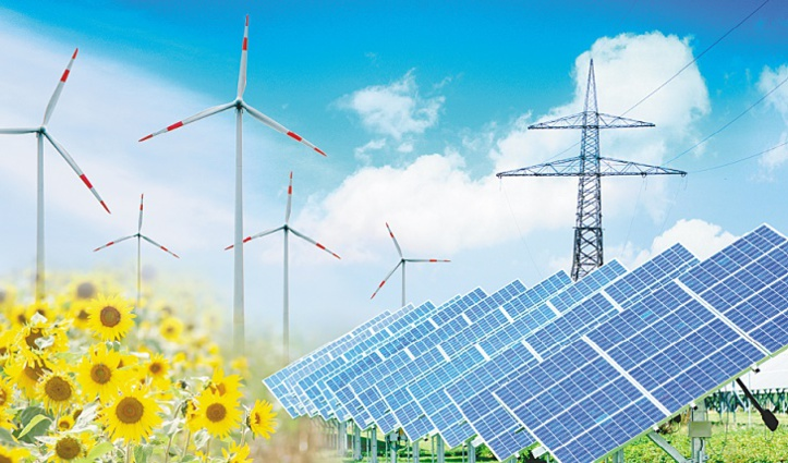 Les chantiers des énergies renouvelables exposés à Paris
