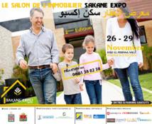 """Salon de l'immobilier """"Sakane Expo 2015"""" à Salé"""
