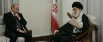 La Syrie au centre de la visite de  Poutine à Téhéran