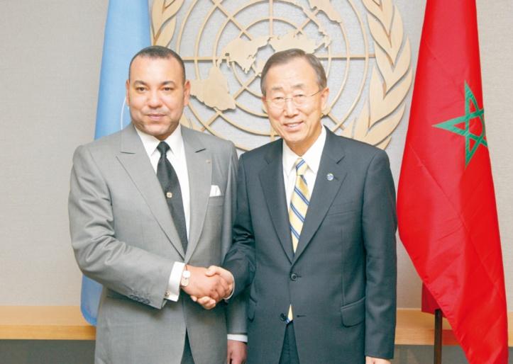 Ban Ki-moon attendu prochainement au Maghreb