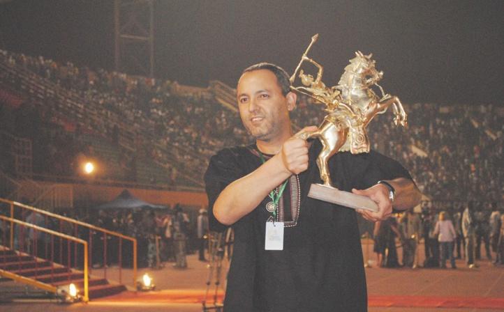 Mohamed Mouftakir Roi des trophées