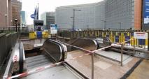 A Bruxelles, écoles et métros rouvrent malgré le maintien de l'alerte maximale