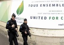 Près de 11.000 policiers mobilisés pour assurer la sécurité de la COP21