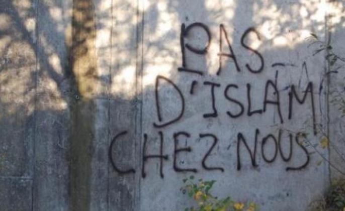 Recrudescence de l'islamophobie en France