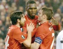 Liverpool, Lazio, Tottenham aux seizièmes Dniepropetrovsk éliminé de l'Europa League