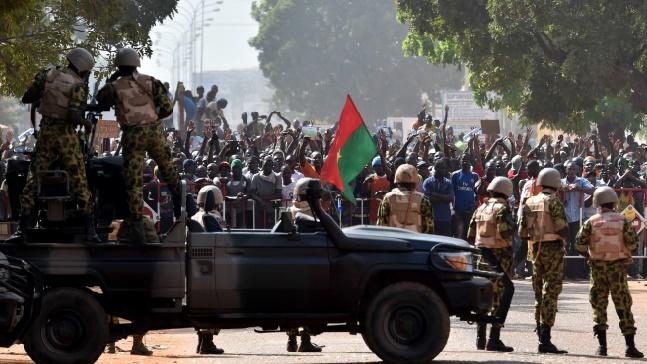 Une première présidentielle sans Compaoré au Burkina