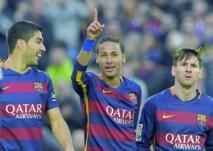 Le Barça entretient l'euphorie, l'Atletico suit