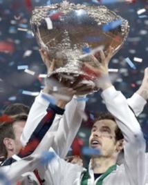 La Grande-Bretagne remporte la Coupe Davis